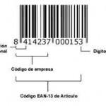 Localización e información de Códigos de BARRAS
