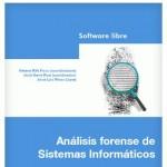 Libro: Análisis forense de sistemas informáticos