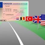 Obligación de renovar el permiso comunitario de conducción para los residentes en España.
