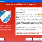 NUEVA VARIANTE DEL VIRUS CRYPTOLOCKER: Crypt0L0cker