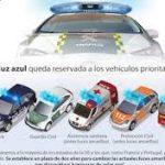Señales «V» y otras señales en los vehículos.